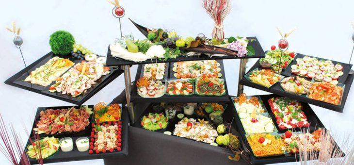 Comment réussir un buffet dinatoire ?