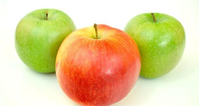Les pommes – un pas vers une nutrition saine