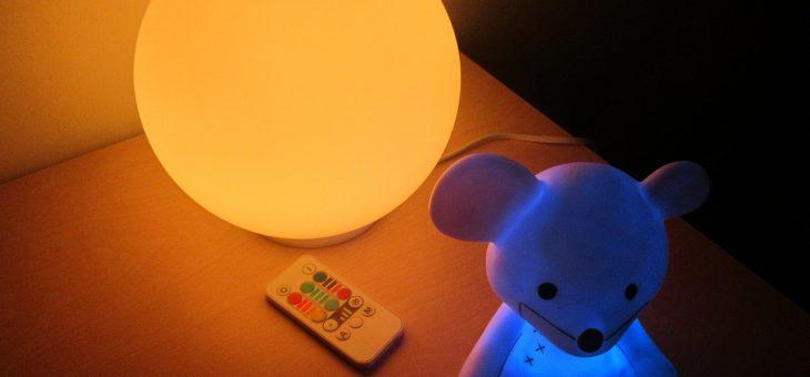 Luminothérapie : quelle couleur pour dormir?