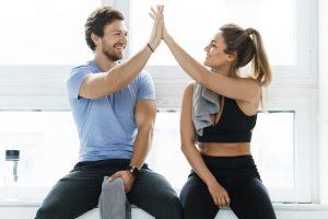 coach de fitness ; fitness en salle